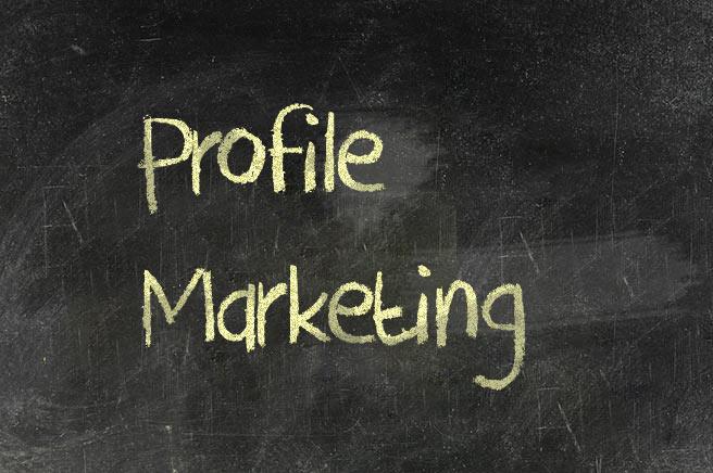 Profile Marketing